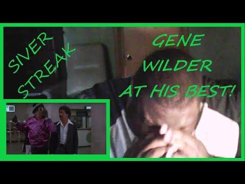 That Silver Streak scene when Gene Wilder had to disguis himself as a Black man REACTION!