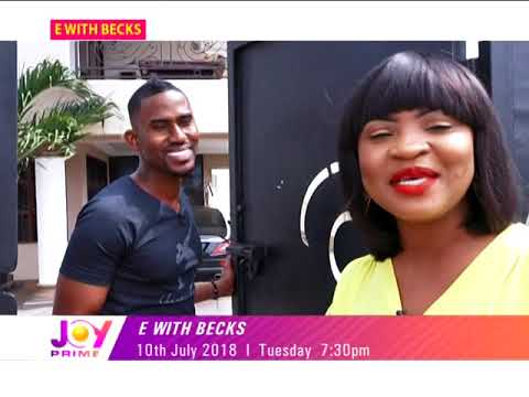 Becky's Exclusive With Ibra Promo On Joy Prime (4-7-18)