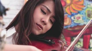 Video Firasat (Marcell) Violin and Saxophone Cover by Kezia Amelia & Desmond Amos MP3, 3GP, MP4, WEBM, AVI, FLV April 2018