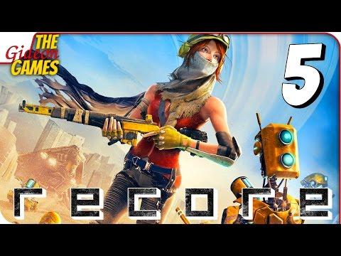 Прохождение ReCore #5 ➤ МЫ НЕ ОДНИ!