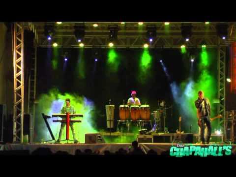 Trio Chapahall's em Alegria (Treme Treme)