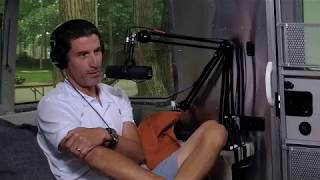 Lance, George Hincapie and JB talk Stage 20 time trial including: George finally taking a position doing commentary and Lance ...