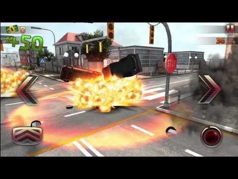 Video of Crash and Burn Racing