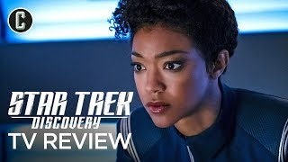 Star Trek Discovery Episode 5 Choose Your Pain Review by Collider