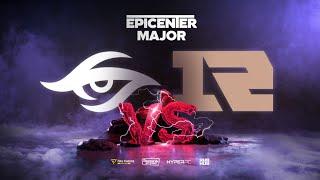 Team Secret vs RNG, EPICENTER Major, bo3, game 2 [Lex & 4ce]