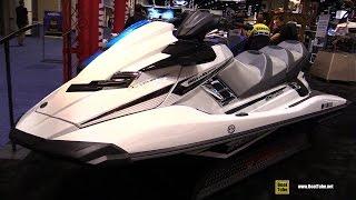 3. 2016 Yamaha FX Cruiser SVHO Jet Ski - Walkaround - 2015 AIMExpo Orlando