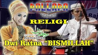Video Bismillah NEW PALLAPA RELIGI Kendang Cak MET Spesial Ramadhan DWI RATNA MP3, 3GP, MP4, WEBM, AVI, FLV September 2019