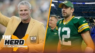 Colin lists athletes he would want to see face off in a potential 'The Match' Part 3 | THE HERD by Colin Cowherd