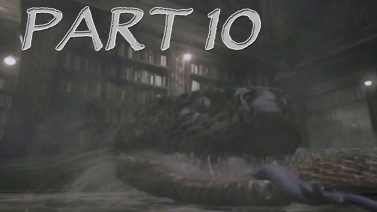 [Let's Play] Resident Evil Remake (2002) – 10 – Tote Schlange