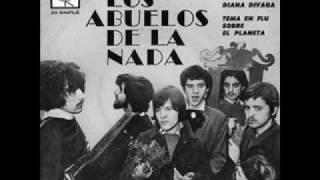 Los Abuelos de la Nada - Diana Divaga videoklipp