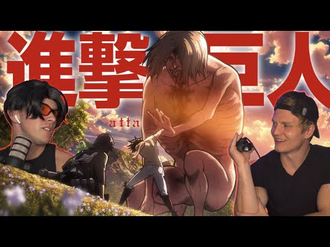 ATTACK ON TITAN EPISODE 12 REACTION! (Season 2)