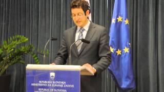 Marko Rakovec, Minister Counsellor at MFA