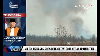 Video Mahkamah Agung Tolak Kasasi Presiden Jokowi Soal Kebakaran Hutan MP3, 3GP, MP4, WEBM, AVI, FLV Juli 2019