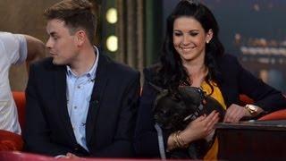 Ondřej a Markéta Bambasovi - Show Jana Krause 26. 4. 2013