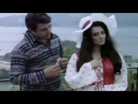 Video Dharmendra Leaves His Job for Saira Banu, Saazish - Romantic Scene 3/17 download in MP3, 3GP, MP4, WEBM, AVI, FLV January 2017