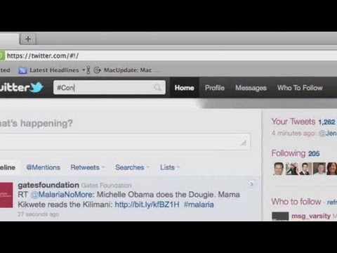 hashtag - Watch more How to Use Twitter videos: http://www.howcast.com/guides/588-How-to-Use-Twitter Subscribe to Howcast's YouTube Channel - http://howc.st/uLaHRS Lea...
