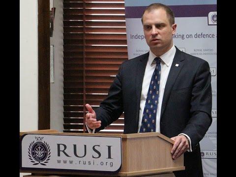Deputy Minister Szatkowski in London