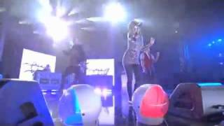 The Far East Movement - Like A G6 (Lopez Tonight Show 09/29/10)