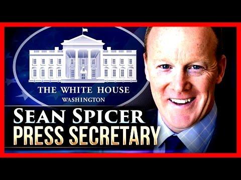 Donald Trump Press Secretary Sean Spicer Press Briefing Conference 3/24/2017 TRUMP LIVE