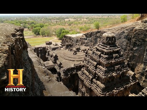 Ancient Aliens: The Ellora Caves (Season 12) | Exclusive | History