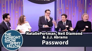 Video Password with Natalie Portman, Neil Diamond and J.J. Abrams MP3, 3GP, MP4, WEBM, AVI, FLV Agustus 2019