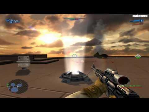 Star Wars: Battlefront -15- ГГВ - Битва в Облаках