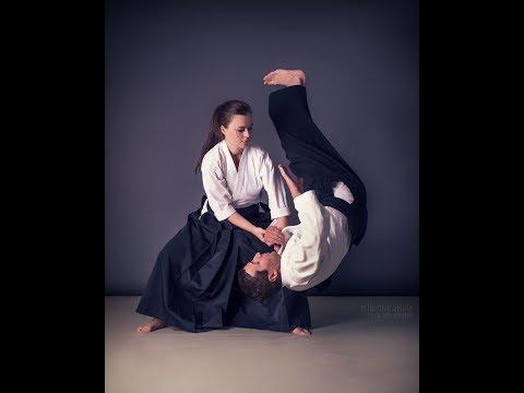 Aikido vs Aikido Randori short. Рандори. 04.03.19