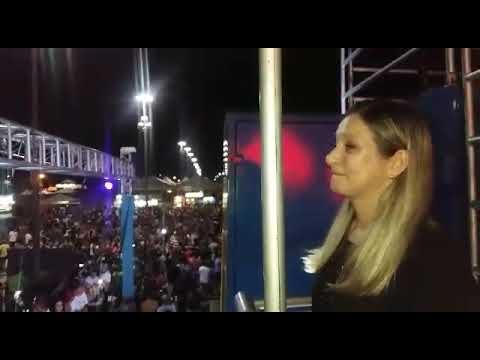 Sucesso marcou a primeira noite da Pantanetta 2019 em Aquidauana