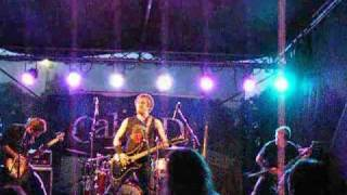 Video Calidad - Burden Lies On You - Live @ Rockovani 2009