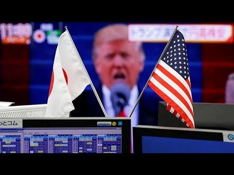 Με σκεπτικισμό υποδέχθηκαν τον Τραμπ οι αγορές – markets
