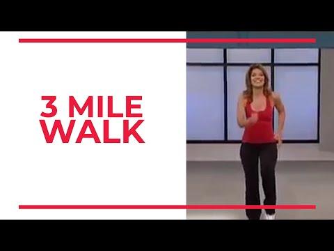 START! Walking at Home American Heart Association 3 Mile Walk