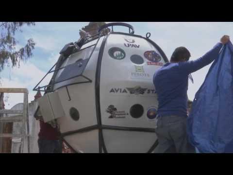 Agencia Espacial Mexicana supervisó el Plan Ares, en Xalapa