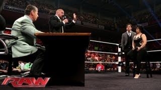 Video Stephanie McMahon fires Vickie Guerrero; Mr. McMahon appoints Brad Maddox the new Raw GM: Raw, July MP3, 3GP, MP4, WEBM, AVI, FLV Juni 2019