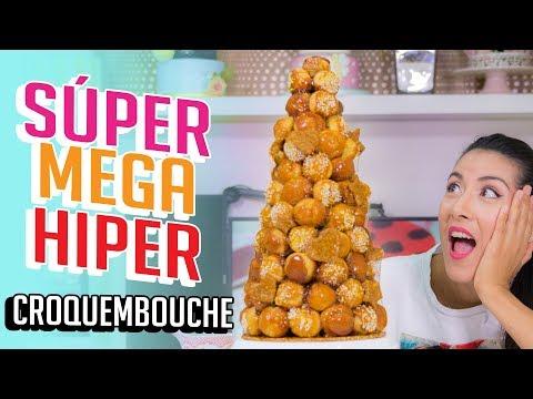 EL CROQUEMBOUCHE PERFECTO | CON TRUCOS Y CONSEJOS | Quiero Cupcakes!