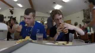 Band Camp: Lunch Time-Lapse
