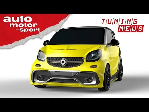 Smart Fortwo Aspec: Wie ein Brabus? - TUNING-NEWS | a ...