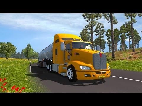 Kenworth T600 1.20