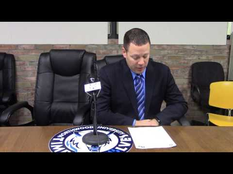 Northwood University Women's Basketball (1/24/15) GVSU 86, Northwood 73 - Press Conference