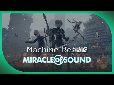 Nier Automata Song: Machine Hearts (Miracle of Sound feat. Sharm)