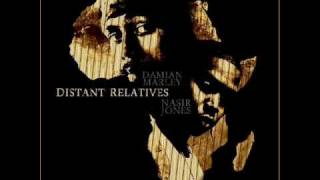 Nas & Damian Marley - Africa Must Wake Up ft. K'naan