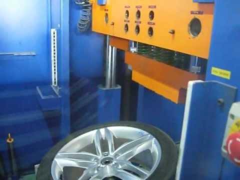 Прочность колёсных дисков WSP Italy W562 Amalfi на удар спицы (Audi)