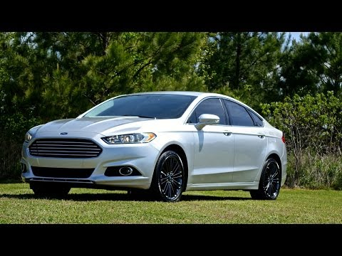 2014 Ford Fusion SE Long Term Test – Review, Test Drive