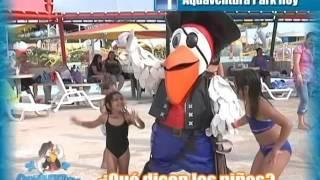 Publicidad Audiovisual del parque acuático, Aquaventura Park