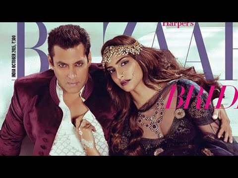 Salman Khan Sonam Kapoor Single And Hot Cover - So