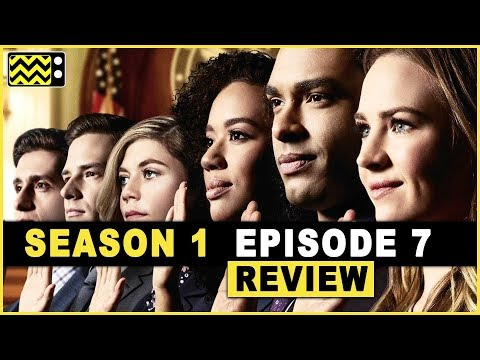 For the People Season 1 Episode 7 Review & Reaction   AfterBuzz TV