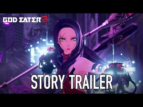 Video - Story trailer για το God Eater 3