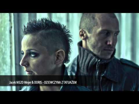 Tekst piosenki Mezo - Dziewczyna z tatuażem  ft. Doris po polsku