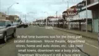 Woodward (OK) United States  City new picture : Crusing Main Street Woodward Oklahoma