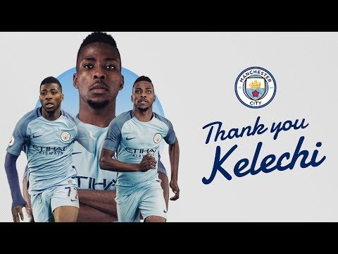 Kelechi Iheanacho Leaves Manchester City | Best Bits | #FarewellKel