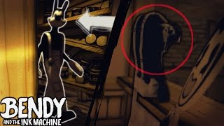 HACKING BEHIND BORIS & TELEPORT CHEATS | Bendy and the Ink Machine [Chapter 1 & 2] Noclip & Glitches